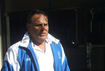 DT Mauricio Alfaro