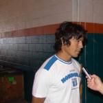 Roger Espinoza transmite apoyo a jugadores de la U:23