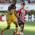 América deja al borde de la eliminación a Chivas