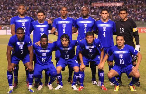 Honduras Vrs Serbia