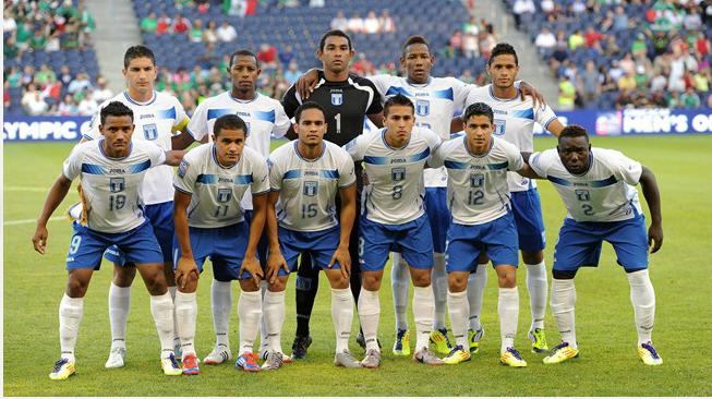 Honduras Vs Mexico 2 Abril 2012