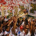 Jugadores del Olimpia: «Esto es lo máximo»