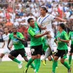 Brasileño Caetano le regala Copa 25 al Olimpia