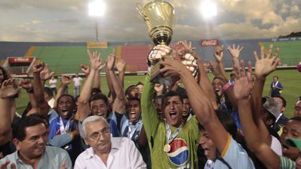 Motagua Campeon Reservas Clausura 2012