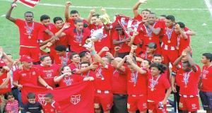 Vida, primer Campeon Apertura Reservas