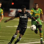 Escorpiones del «Black» Ramírez ligan primer triunfo en la NASL