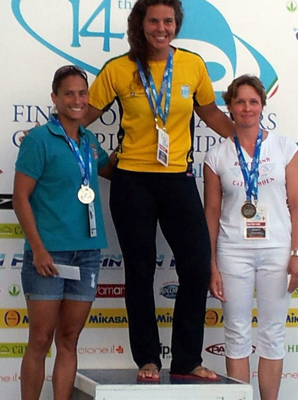 Ana Joselina Fortin Masters 2012