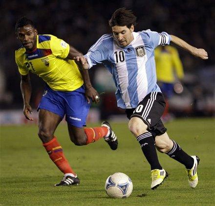 Argentina Ecuador Brasil 2014