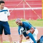David Suazo «Tocado», el resto afina contra Panamá