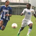 Najar y Hernández comandan ataque en triunfo hondureño ante Gabón