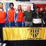 Cuba cerró preparación en Argentina ganando la Copa «General Deheza»