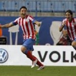 El Cebolla Rodríguez le da la victoria al Atlético de Madrid