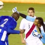 Prensa peruana califica de mediocre el juego de Perú ante Honduras