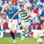 Técnico del Celtic añora el regreso de Emilio Izaguirre