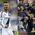 Muma y Marvin Chávez enfrentan a David Beckham
