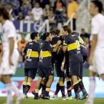 Boca Juniors vence al líder  Vélez Saesfield