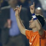 Messi se pone a tres goles del récord de Gerd Müller