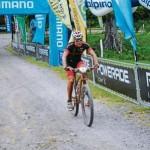 Ciclista hondureño Milton Ramos llega quinto en ruta de los Conquistadores