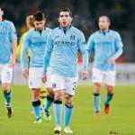 Fracaso total del Manchester City
