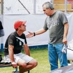 Julio Gonzales revive las charlas con el Danilo Tosello jugador