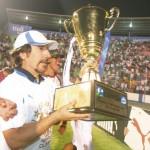 Marcelo, el preparador físico de los 10 títulos