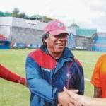 """Primitivo Maradiaga: """"Ningún rival es invencible"""""""