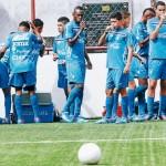 Sub 17 de Honduras se mide a Costa Rica