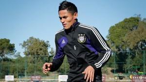 Andy Najar jugará con los campeones de Belgica