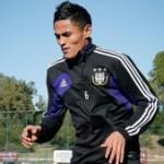DC United traspasa a Najar al Anderlecht