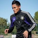 Andy Nájar se convierte en nuevo jugador del Anderlecht