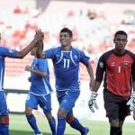 El Salvador logra tercer puesto venciendo a Belice