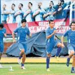 Chochera alista línea de 4 para detener a los delanteros de Honduras