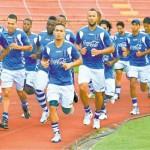 Contra todo inició la Selección de Honduras