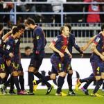 Piqué tiene al Barcelona en semifinales