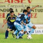 Motagua golea al Honduras Progreso