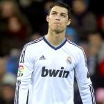 "Cristiano Ronaldo: ""No pasa nada"""