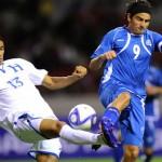 Honduras y El Salvador empatan 1-1 en Copa Uncaf
