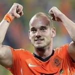 Galatasaray anuncia el fichaje Wesley Sneijder