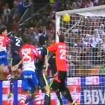 VIDEO: Cristiano Ronaldo marca el primer autogol de su vida