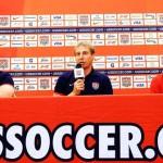 Bradley dice que habrán factores extra futbolísticos ante Honduras