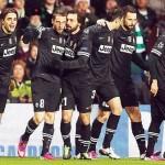 Emilio Izaguirre y Celtic caen ante Juventus