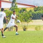 Bruschi advierte el objetivo de Olimpia en Copán