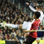 Cristiano Ronaldo pone el empate ante Manchester United