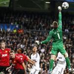 Las mejores imágenes del Real Madrid vs Manchester United