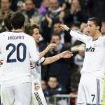 Triplete de Cristiano Ronaldo en goleada al Sevilla