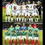 Arman alineaciones de Honduras y México en redes sociales