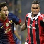 Barça se juega su prestigio ante Milán ¿Qué equipo avanzará?