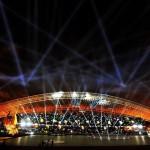 Espectacular cierre de los Juegos Centroamericanos