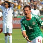 VIDEO: Los goles del Chicharito que asustaron a Honduras