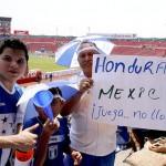 FOTOGALERÍA: El color del Honduras-México